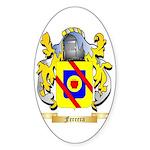 Ferrera Sticker (Oval 10 pk)