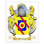 Ferrera Small Poster