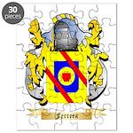 Ferrera Puzzle