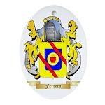 Ferrera Ornament (Oval)
