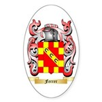 Ferrer Sticker (Oval 10 pk)