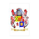 Ferreli Sticker (Rectangle 50 pk)