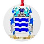 Ferreiro Round Ornament