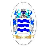 Ferreiro Sticker (Oval 50 pk)