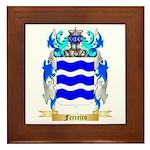 Ferreiro Framed Tile