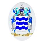 Ferreiro Ornament (Oval)