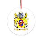 Ferreira Ornament (Round)