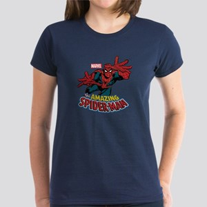 The Amazing Spiderman Women's Dark T-Shirt