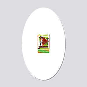 Dr. S Poster 20x12 Oval Wall Decal