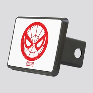Spiderman Web Rectangular Hitch Cover