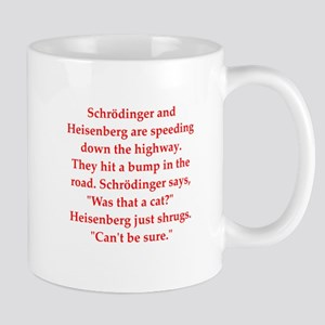 physics joke Mugs