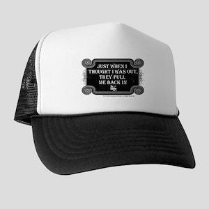 Pull Back In Trucker Hat
