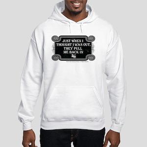 Pull Back In Hooded Sweatshirt