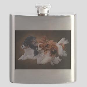 Lily Rosie, Running Flask
