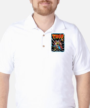 The Mighty Thor Golf Shirt
