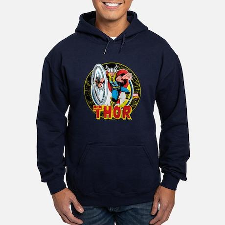 Thor Hammer Hoodie