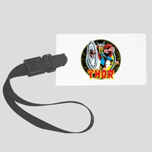 The Mighty Thor Hammer Large Luggage Tag