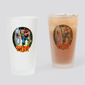 The Mighty Thor Hammer Drinking Glass