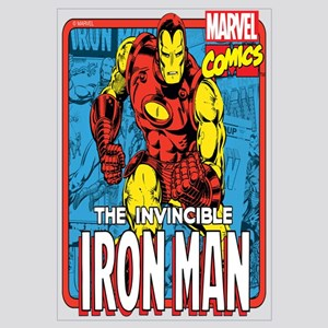 The Invincible Iron Man Wall Art