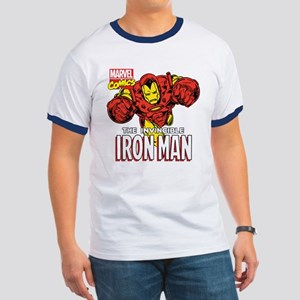 The Invincible Iron Man 2 Ringer T