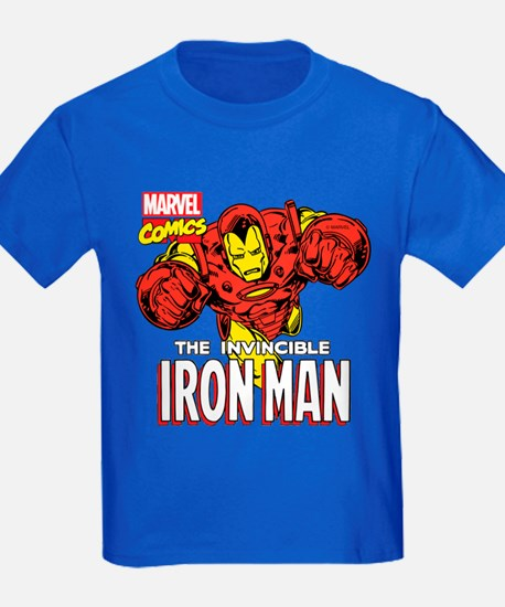 The Invincible Iron Man 2 T
