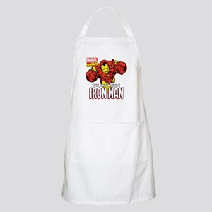 The Invincible Iron Man 2 Apron