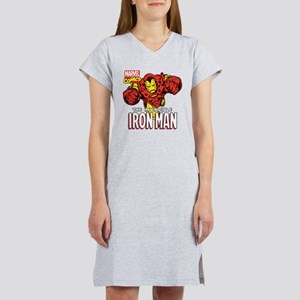 The Invincible Iron Man 2 Women's Nightshirt