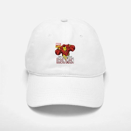 The Invincible Iron Man 2 Baseball Baseball Cap