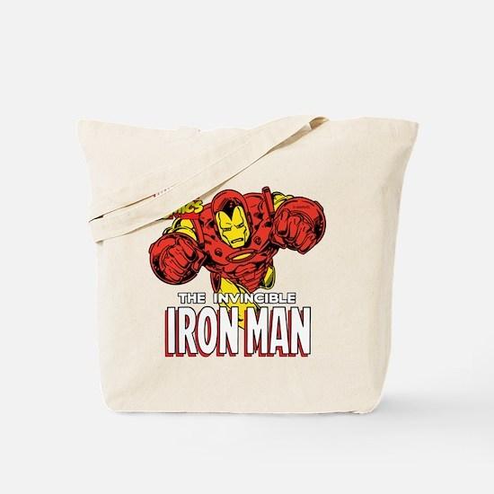 The Invincible Iron Man 2 Tote Bag
