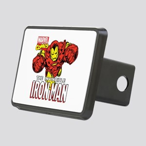 The Invincible Iron Man 2 Rectangular Hitch Cover