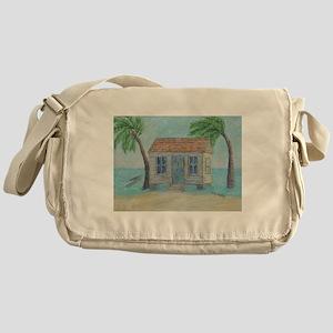 OLD KEY WEST CONCH HOUSE Messenger Bag