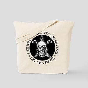 (Pirate) Take What Ye Can Tote Bag
