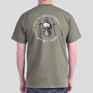 (Pirate) Take What Ye Can Dark T-Shirt