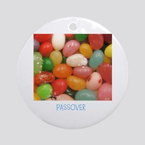 Passover Jelly Beans. Ornament (Round) Ornament (R