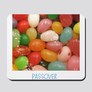 PASSOVER JELLY BEANS. Mousepad