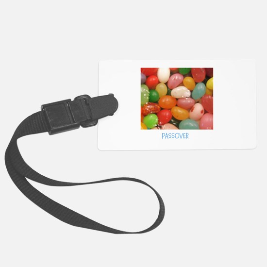 Passover Jelly Beans. Luggage Tag