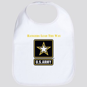 Army Rangers Lead The Way Bib