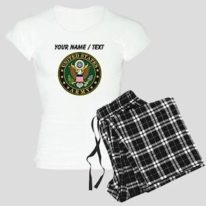 Custom U.S. Army Symbol Pajamas