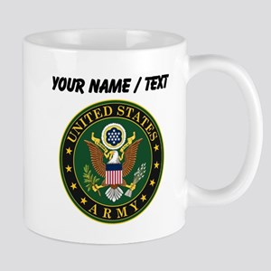 Custom U.S. Army Symbol Mugs