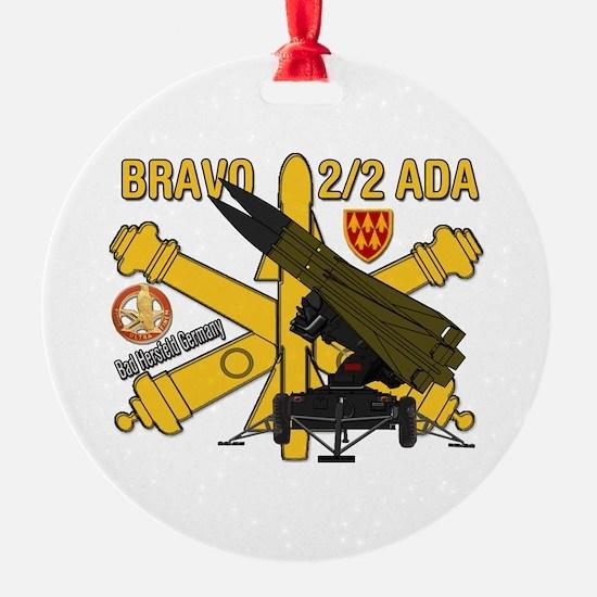 Bravo 2/2 Ada Ornament