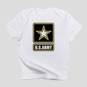 U.S. Army Gold Star Logo Infant T-Shirt