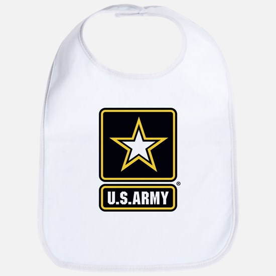 U.S. Army Gold Star Logo Bib