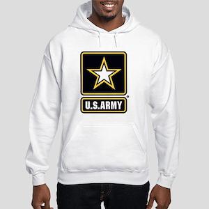 U.S. Army Gold Star Logo Hoodie