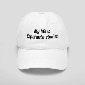 Life is Esperanto studies Cap