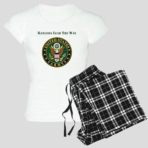 Army Rangers Lead The Way Pajamas