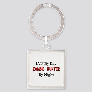 LVN/Zombie Hunter Square Keychain
