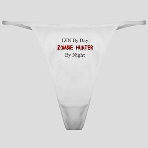 LVN/Zombie Hunter Classic Thong