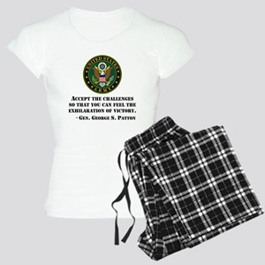 The Exhilaration Of Victory Quote Pajamas