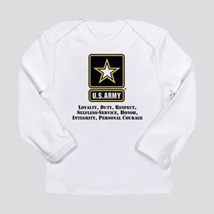 U.S. Army Values Long Sleeve T-Shirt