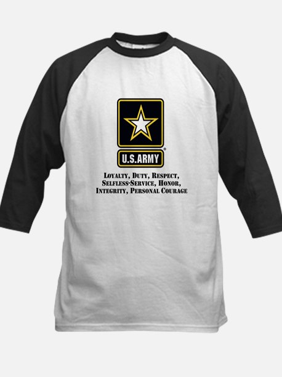 U.S. Army Values Baseball Jersey